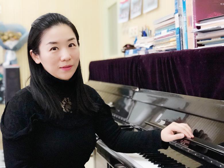 学前教育系主任——潘瑾