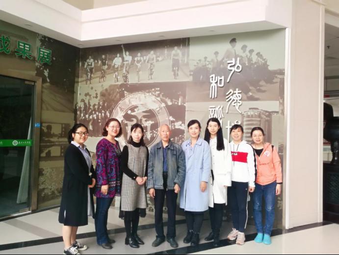 我校档案馆赴武汉工商学院档案馆学习调研