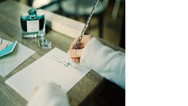 【阅读活动】时光慢递,写一封陈酿的信